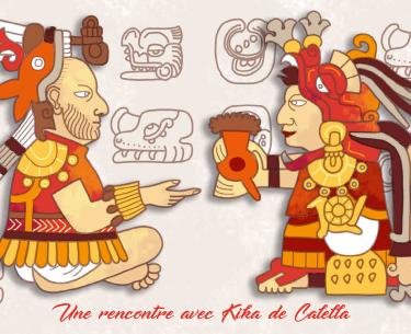 Une rencontre avec Kika de Calella